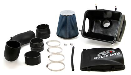 Bully Dog 53252 Rapid Flow Air Intake System - Stage 2