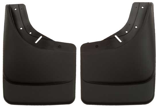 Husky 56221 Front Or Rear Mud Guards - Black
