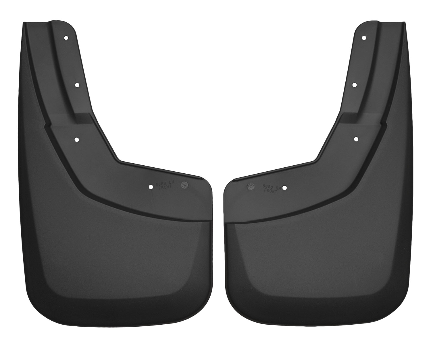 Husky Liners 56881 Front Mud Guards