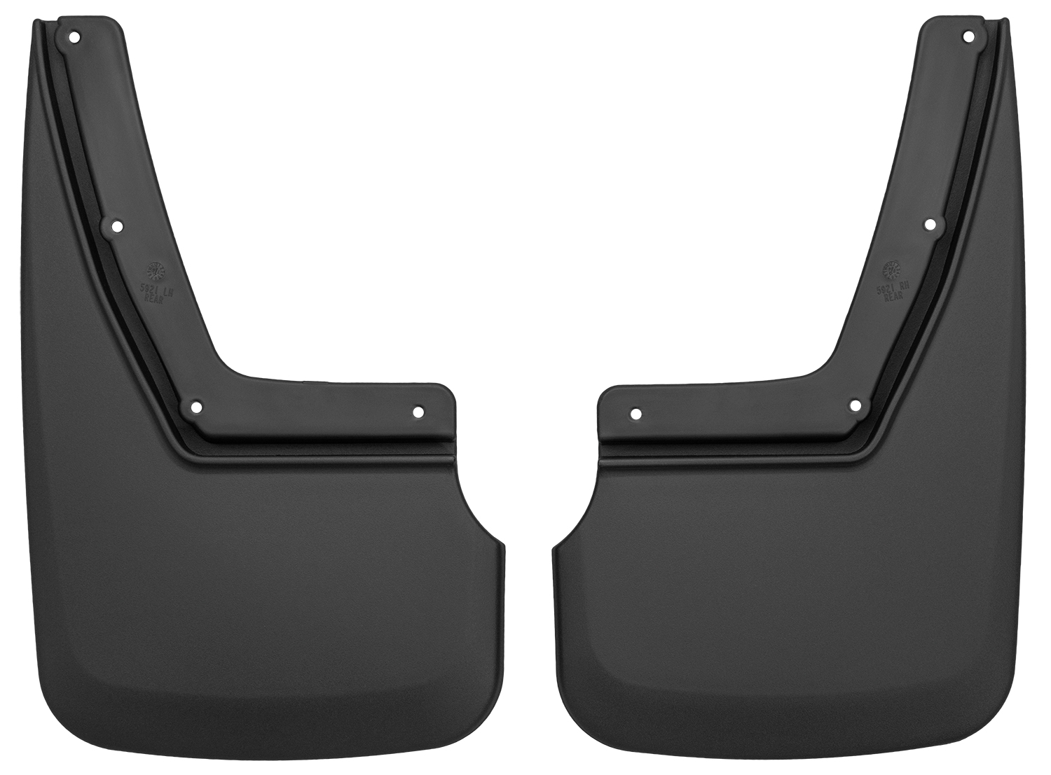 Husky Liners 59211 Rear Mud Guards