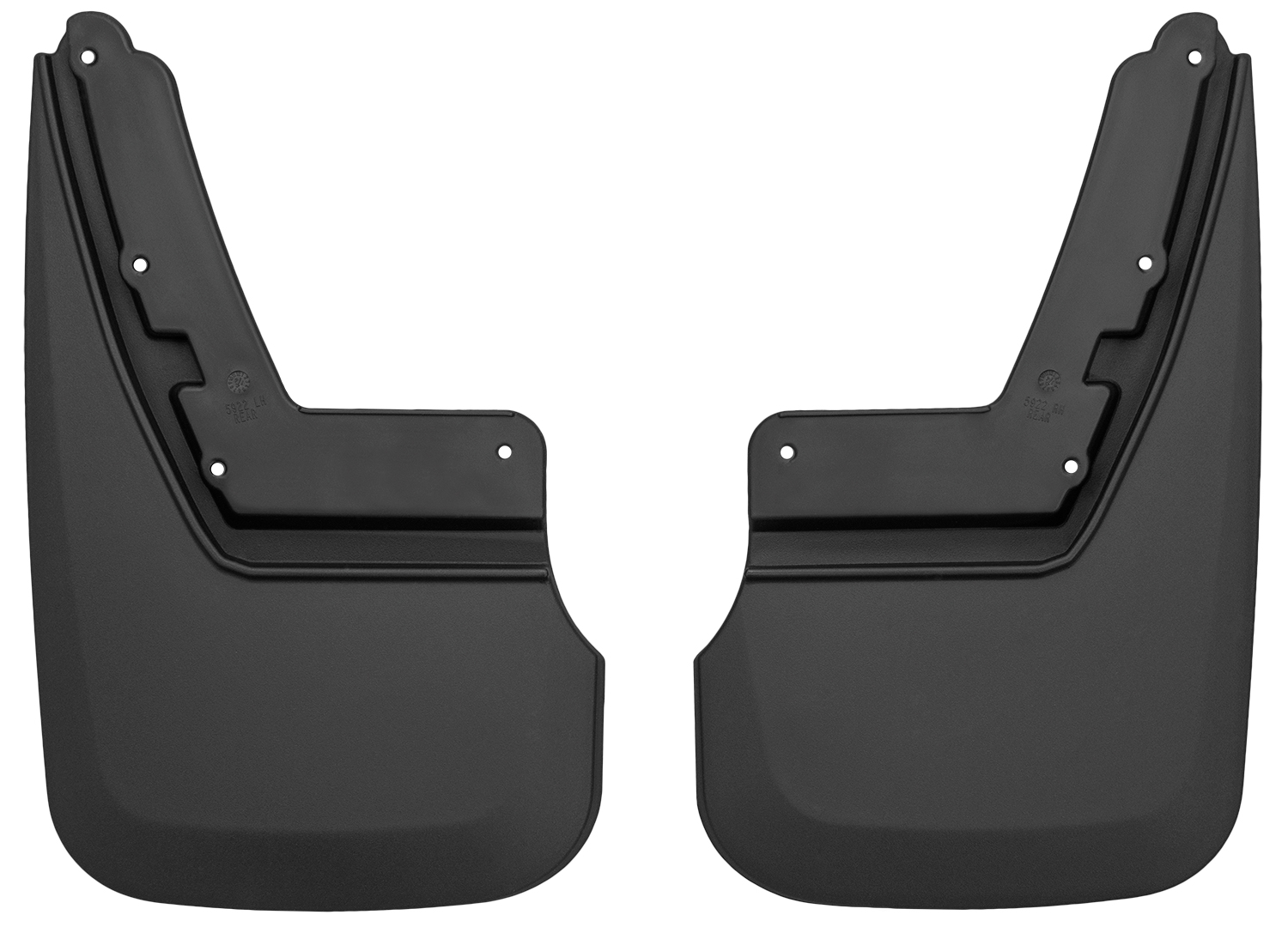 Husky Liners 59221 Rear Mud Guards