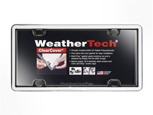 Weathertech 60021 Accessory Clear Cover Universal Frame Kit