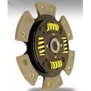 ACT 6280319 6 Pad Sprung Race Disc