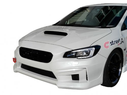 Cusco 6A1 820 FB Front Bumper Spoiler w/ Led Day Light