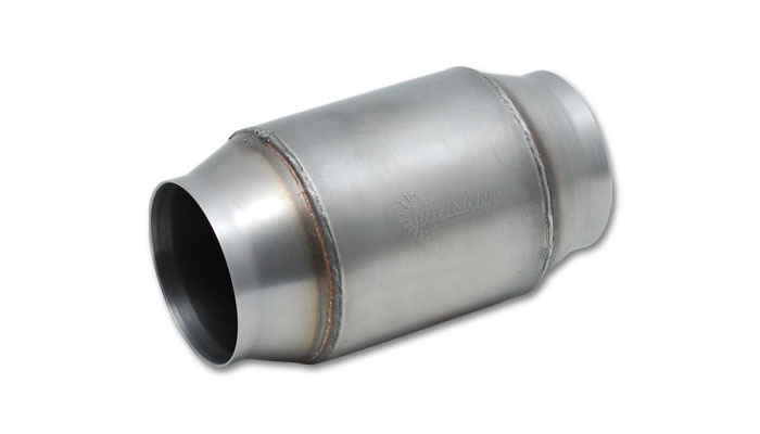 Vibrant 7840 GESI UHO-Series Catalytic Converter 4 Inch Inlet