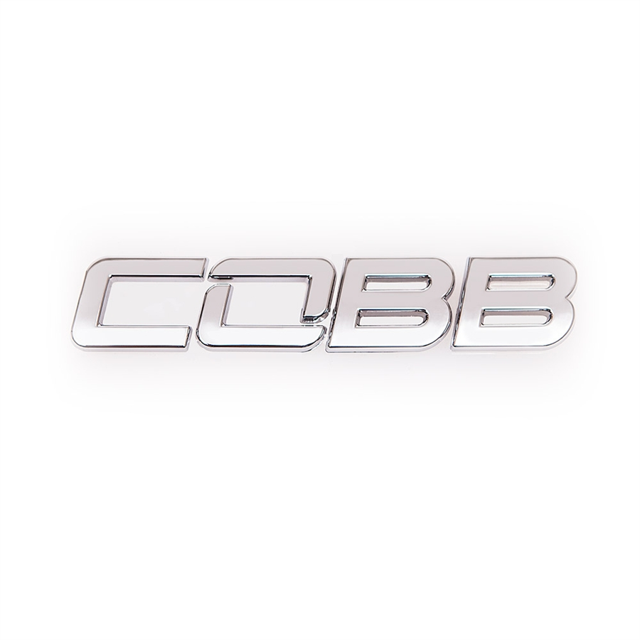 Cobb 800200 OEM Chrome Badge