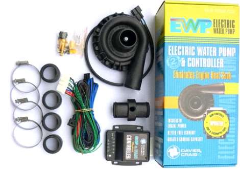 Davies Craig 12V Electric Water Pump Kit with Controller-EWP115