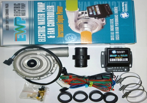 Davies Craig 12V Metal Electric Water Pump Kit with Controller