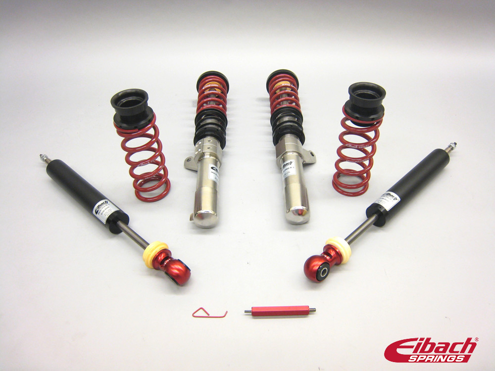 Eibach MULTI-PRO-R1 Kit for 2009 Volkswagen Rabbit S 2.5L/2480cc