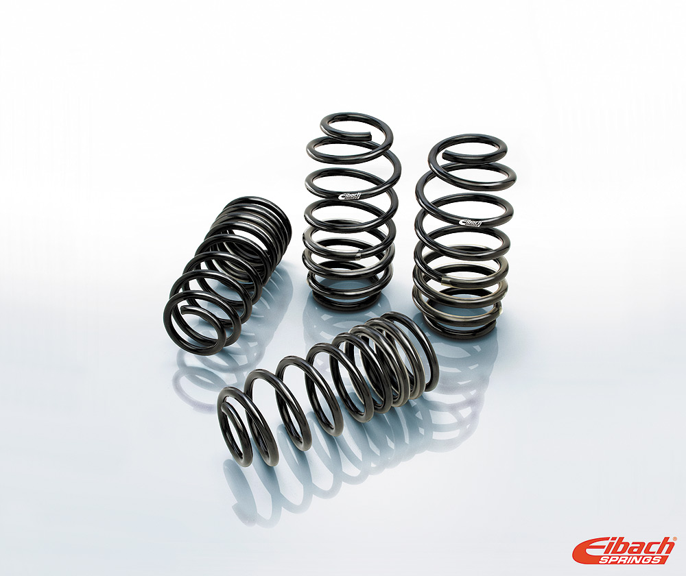 Eibach PRO-KIT Performance Springs for 07 Volkswagen Passat 2.0L
