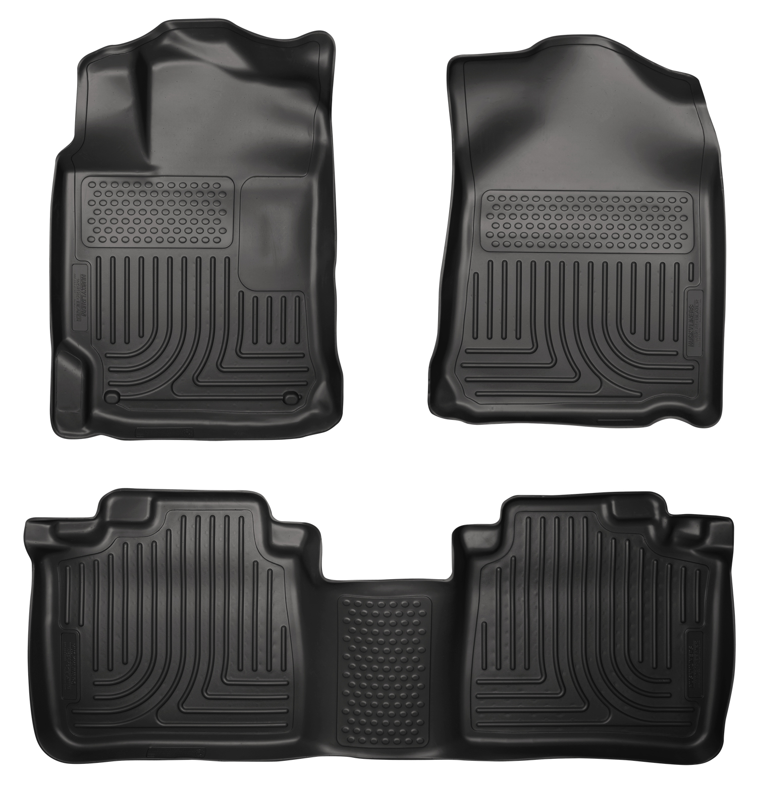 Husky Liners 98961 Front 2nd Seat Floor Liners