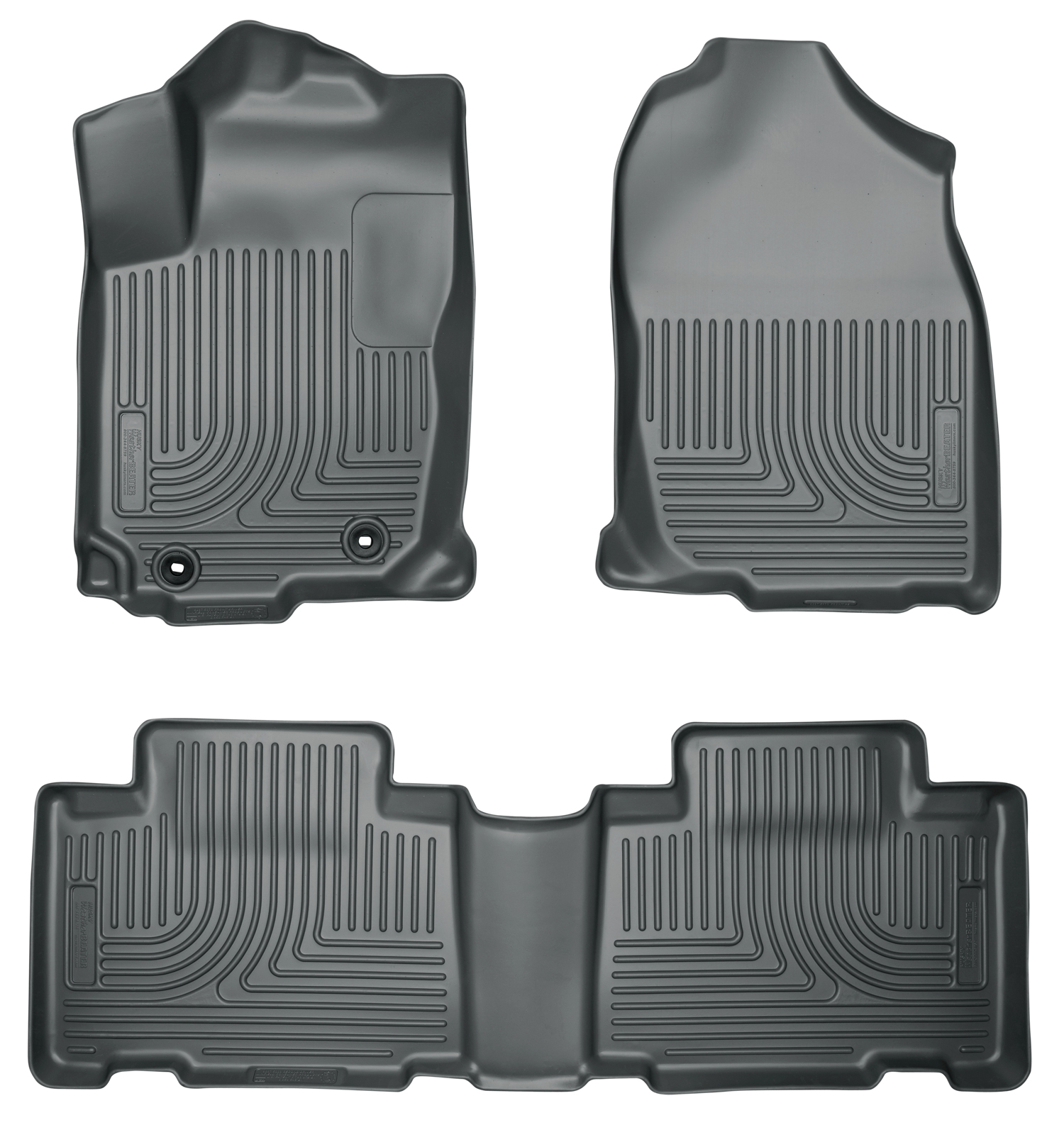 Husky Liners 98972 Front 2nd Seat Floor Liners