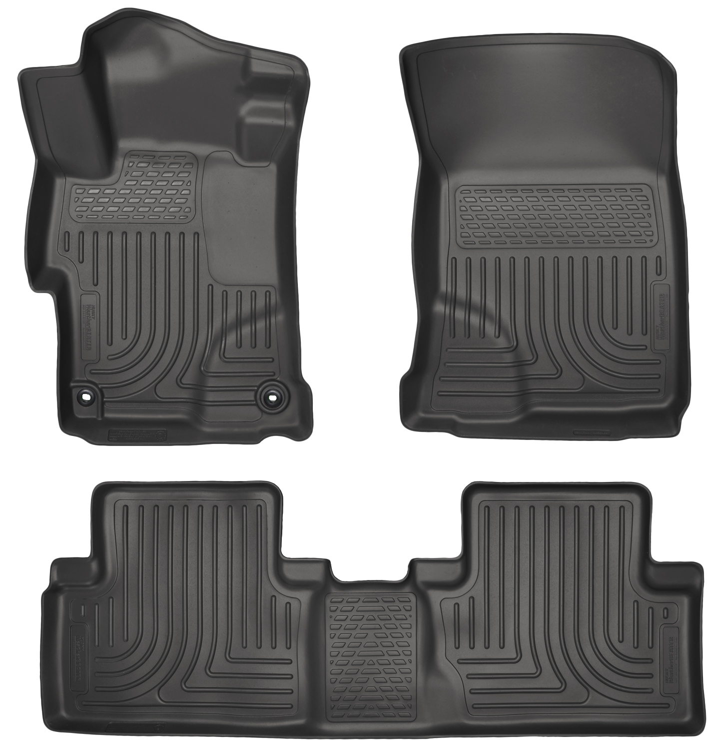 Husky Liners 99441 Front 2nd Seat Floor Liners