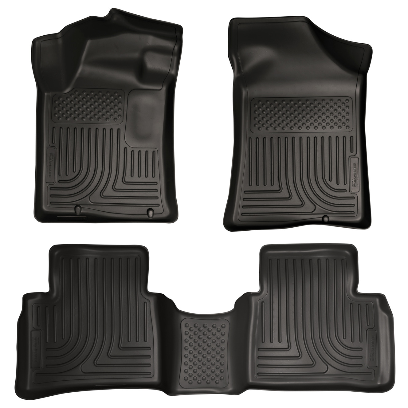 Husky Liners 99641 Front 2nd Seat Floor Liners