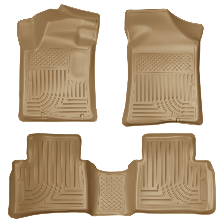 Husky Liners 99643 Front 2nd Seat Floor Liners