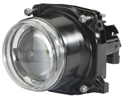 Hella 9998021 Bi-Halogen High/Low Beam Module Head Lamp