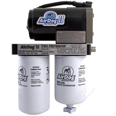 AirDog A5SABC109 II DF-165 A/F Separation System for 01-10 Chevy