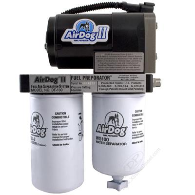 AirDog A5SPBC259 II DF-100 A/F Separation System for 01-10 Chevy