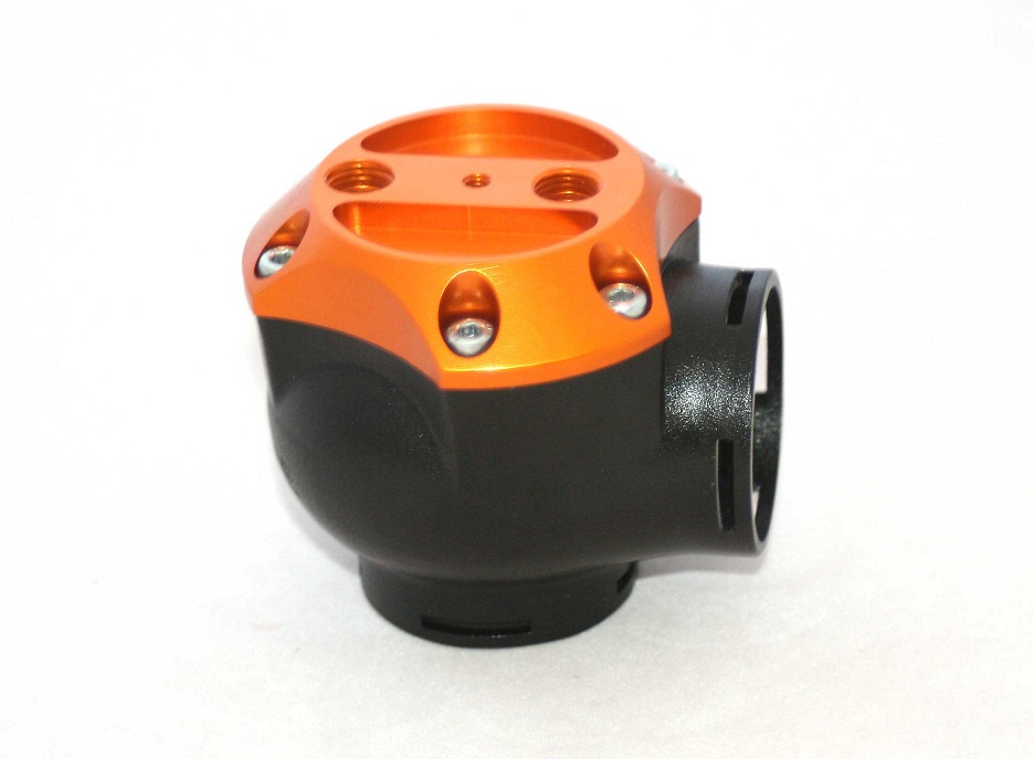 Synapse Engineering Synchronic DV Orange Color Top Cap Kit