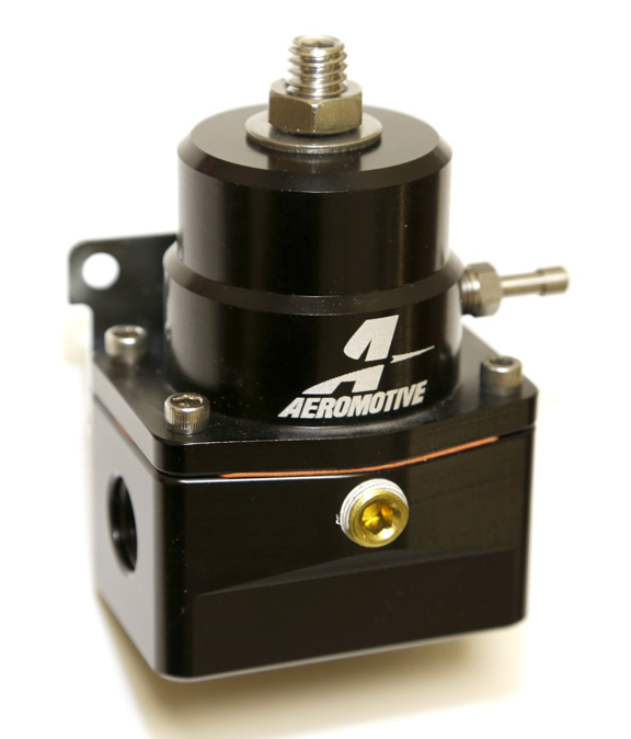 Aeromotive A1000-6 Fuel Pressure Regulator Black Edition