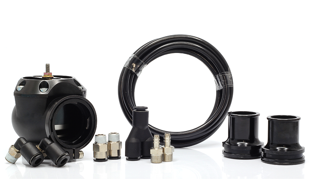 Synapse Synchronic DV Kit with 1 Inch Hose End Adapters