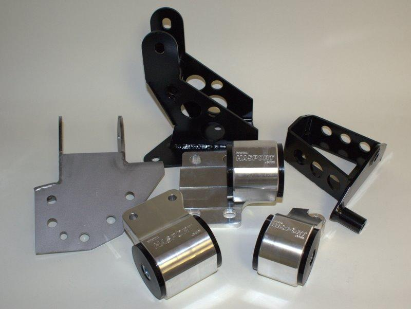 Hasport J-Series Mount Kit for 88-91 Civic/CRX