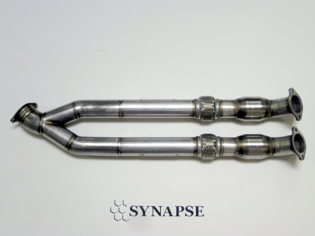 Synapse EXH0003.002 Engineering Nissan GTR R35 Midpipe