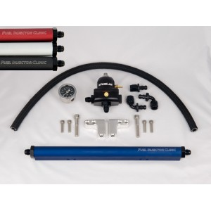 FIC FKT DSM -6 Fuel Rail Kit for Complete Dsm