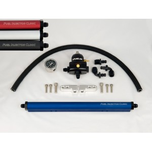 FIC FKT EVO 8/9 -8 Fuel Rail Kit for Complete Evo 8/9