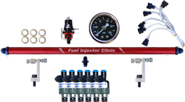 Fuel Injector Clinic 8AN Fuel System Kit