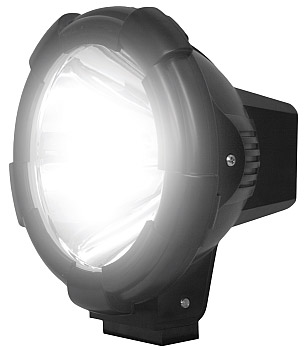 "Hella Optilux 7"" Xenon Single HID Off Road Driving Lamp"