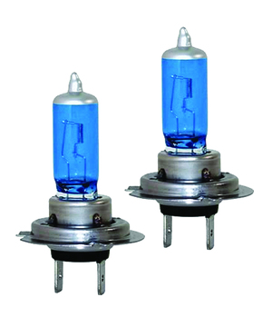 Hella Optilux H7 100W XB Extreme Blue Bulbs - Pair