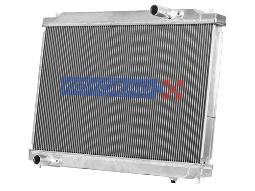 Koyo HH022360 Racing Radiator for Nissan R35 GT-R