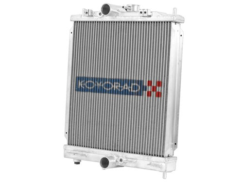 Koyo 48mm Aluminum Racing Radiator for 03-07 Lancer EVO 7 8 9