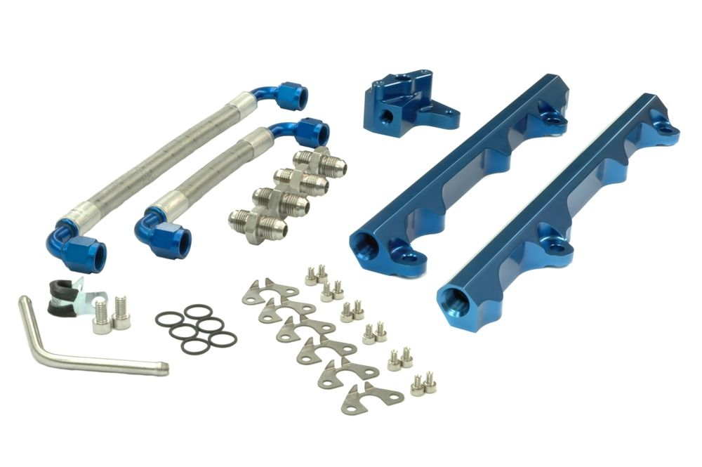 Cosworth High Volume Fuel Rail Kit for Nissan VQ35DE 3.5L