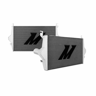 Mishimoto Powerstroke Engine Intercooler for Ford F250 with 7.3L