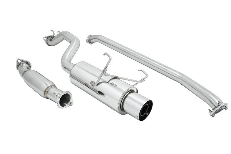 Megan Racing Axle Backs for 02+ Acura RSX Type-S