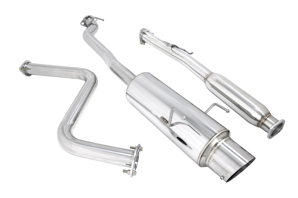 Megan Mid Section Pipes for 90-93 Honda Accord