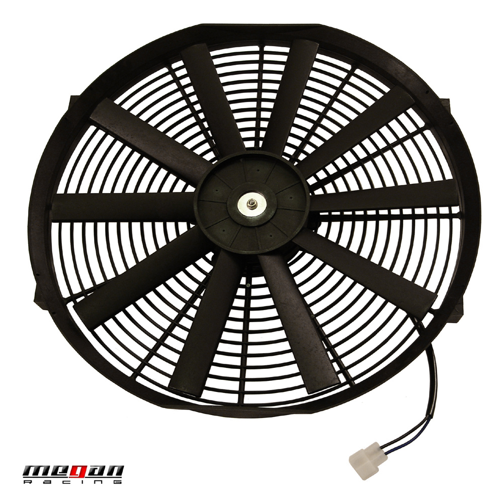 Megan Racing Radiators Fans 16 Inch