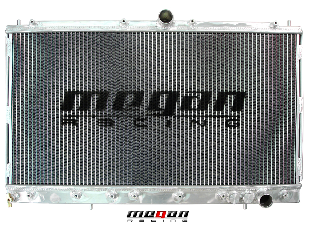 Megan Racing Radiators for Mitsubishi 3000GT VR4