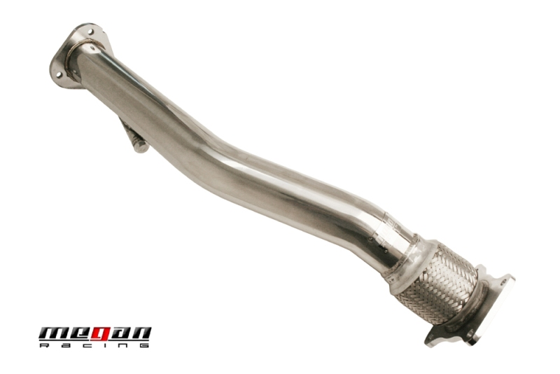 Megan Racing T304 Stainless Steel Down Pipe for 08+ Chevy Cobalt