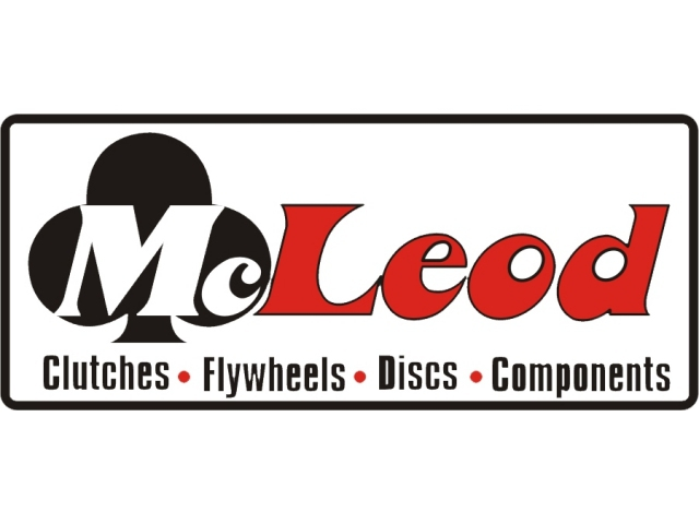 McLeod 560376 Fly. Aluminum Stock Replacement for 89-96 L98/Lt1