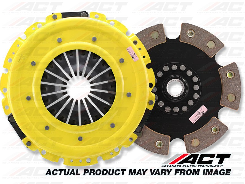 ACT NS5-XTR6 Xtreme Race Rigid 6 Pad Disc for Nissan