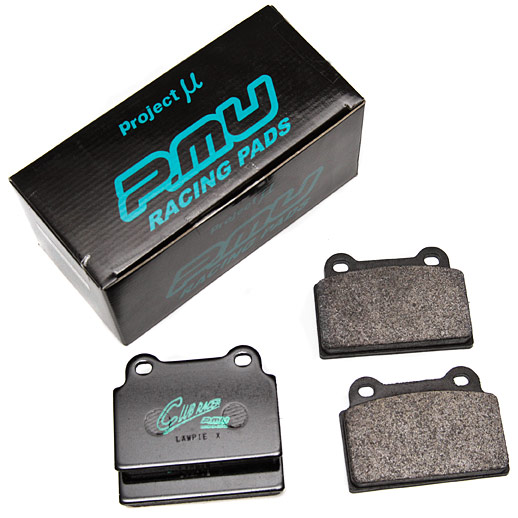 Project Mu PCR09R210 Circuit Sports Club Racer Rear Pads