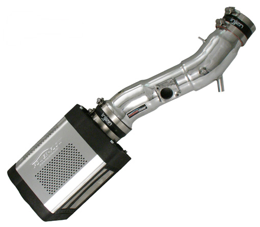 Injen 05-09 Tacoma with Power Box Blk Power-Flow Air Intake Sys
