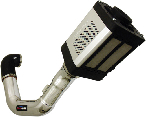 Injen Power-Flow with Box Wrinkle Black Air Intake System