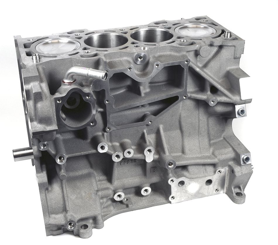 Cosworth Short Block for Ford Duratec 2.3L