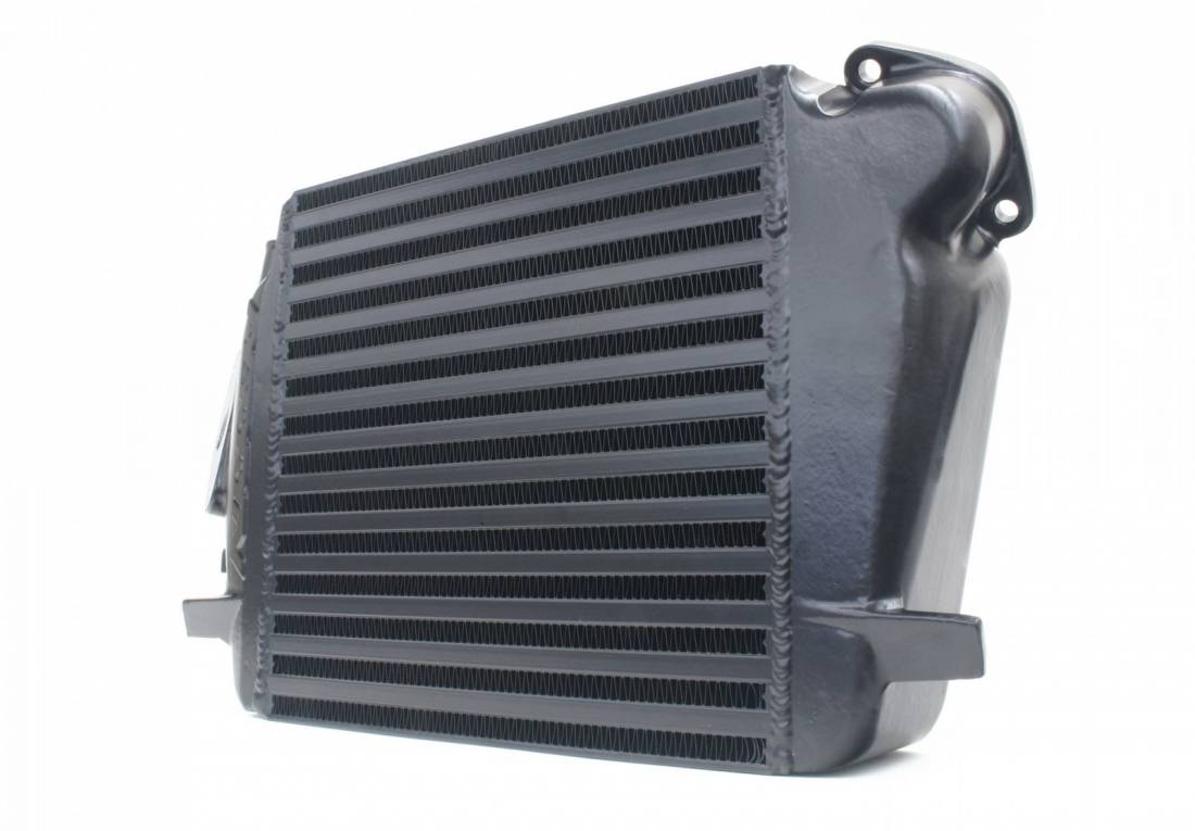 Perrin PSP-ITR-320BK Intercooler TMIC Black for 08-14 LGT/ WRX