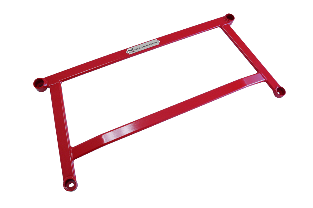 Megan Racing SB-HBHC12R Front lower for Civic 12+ with Red
