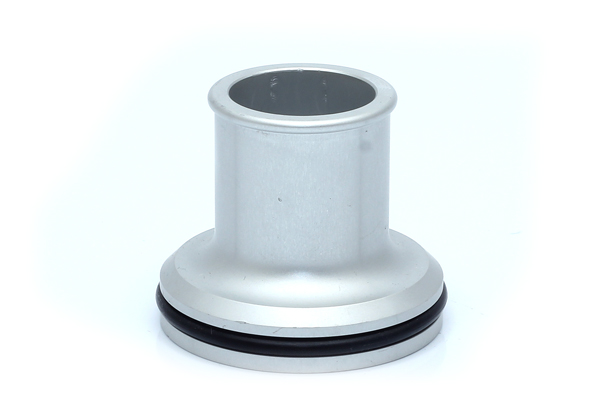 Synapse 1 Inch Outlet Flange Silver for Synchronic BOV Use Only